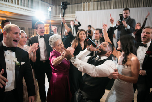 Drake-Hotel-Chicago-Weddings-Packed-Danc
