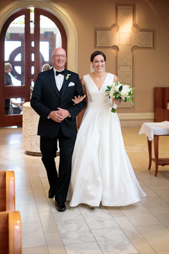 Old-St.-Pat's-Wedding-Bride-Father-Cerem