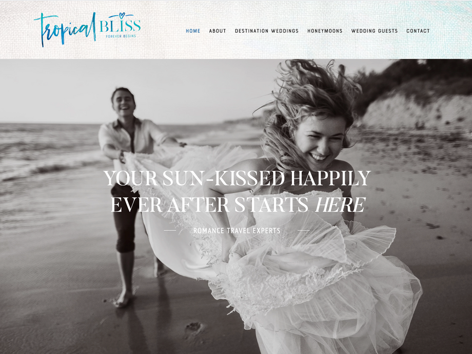 Tropical Bliss Weddings