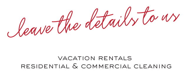 Vacation Rentals - Cleaning Services in Maine