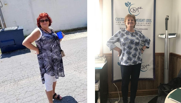 weight loss support - custom made weight loss