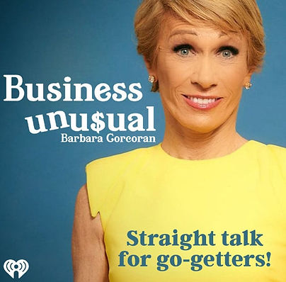 Podcast Sponsorship Management - Barbara Corcoran