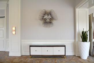 Anastasia Azure Sculpture Installations