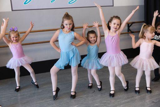Toddler Ballet Class