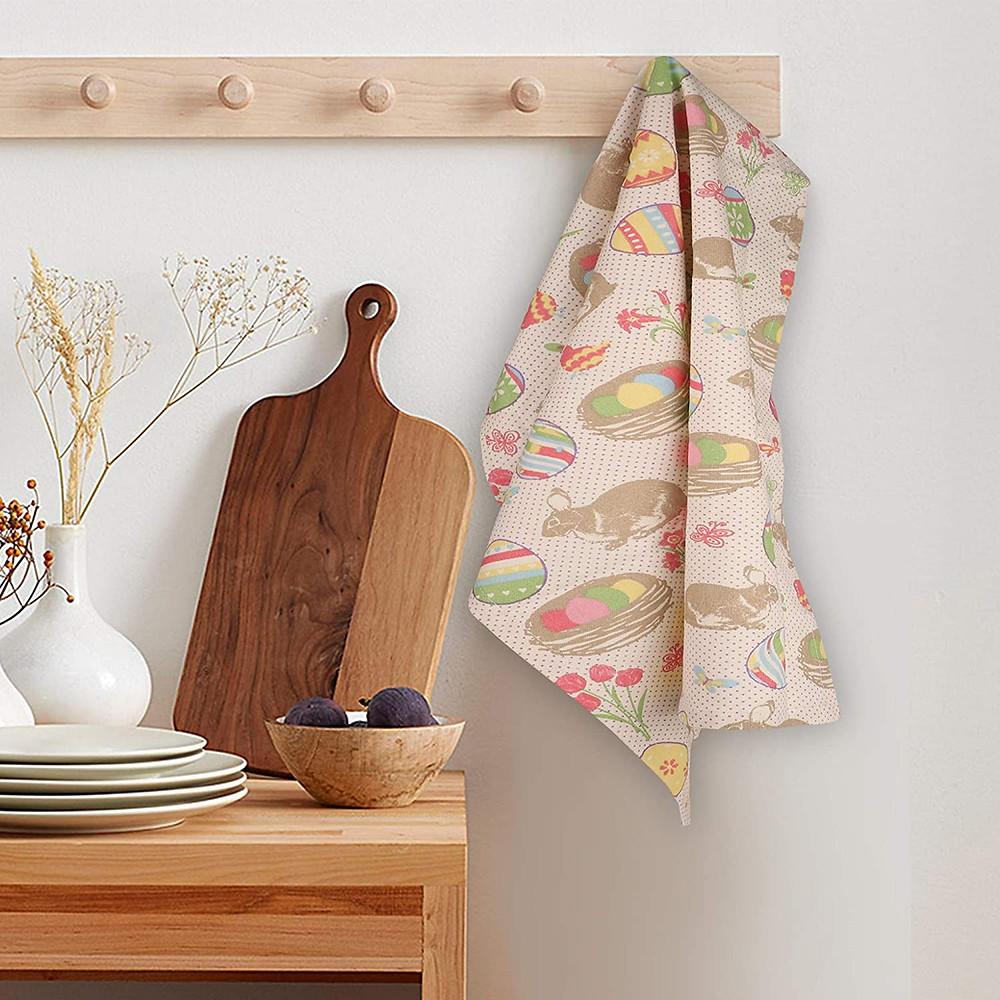 farmhouse_easter_kitchen_towel_cotton