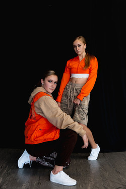 Hip Hop Dancers in Antelope Valley
