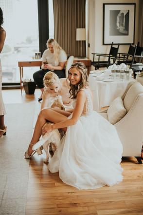 Summer-Wedding-Chicago- Bride-Dog-Love.j