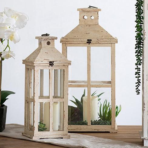 madeline lantern set of 2