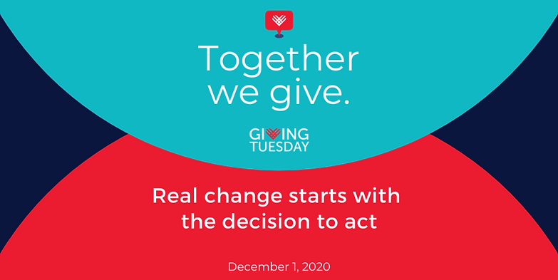 Together We Give - Giving Tuesday