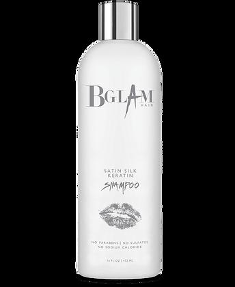 Satin Silk Keratin Infused Shampoo