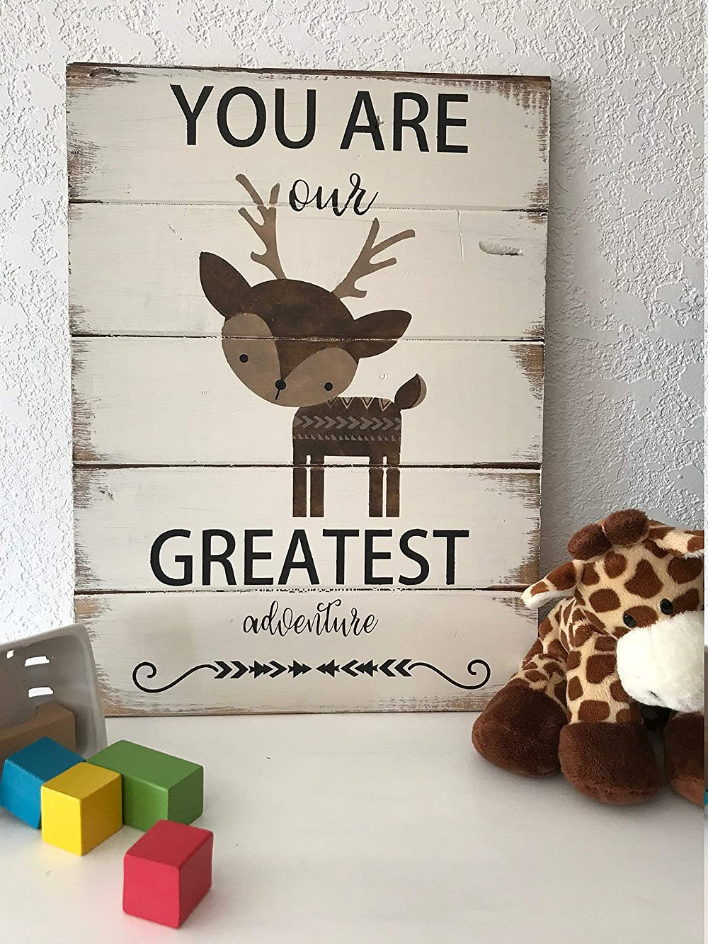 baby nursery farmhouse wall art