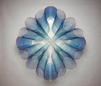 Anastasia Azure Sculptures