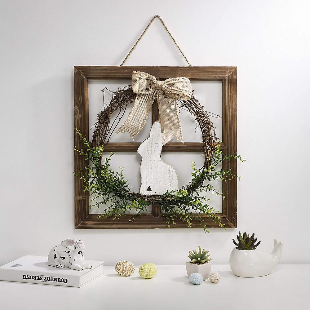 easter_front_door_rattan_wreath_holiday