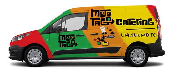 Mexican Food Truck - Columbus - Mojo Tago