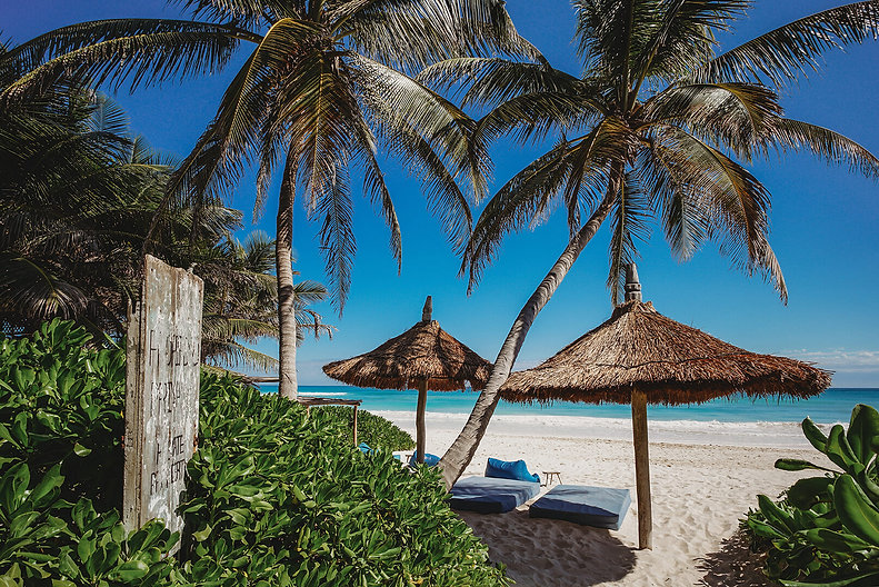Mahayana Tulum Beach Homes