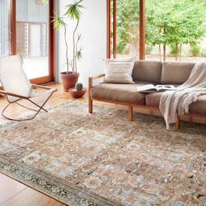Loloi II Wynter Collection Auburn/Multi Rug