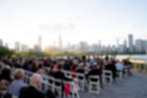 beautiful-Shedd-Aquarium-wedding-Chicago-Illinois-skyline