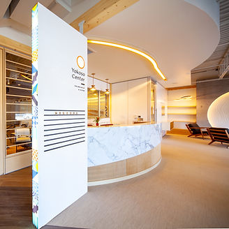 corporate furnishings reception area