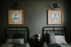 industrial bedroom decor