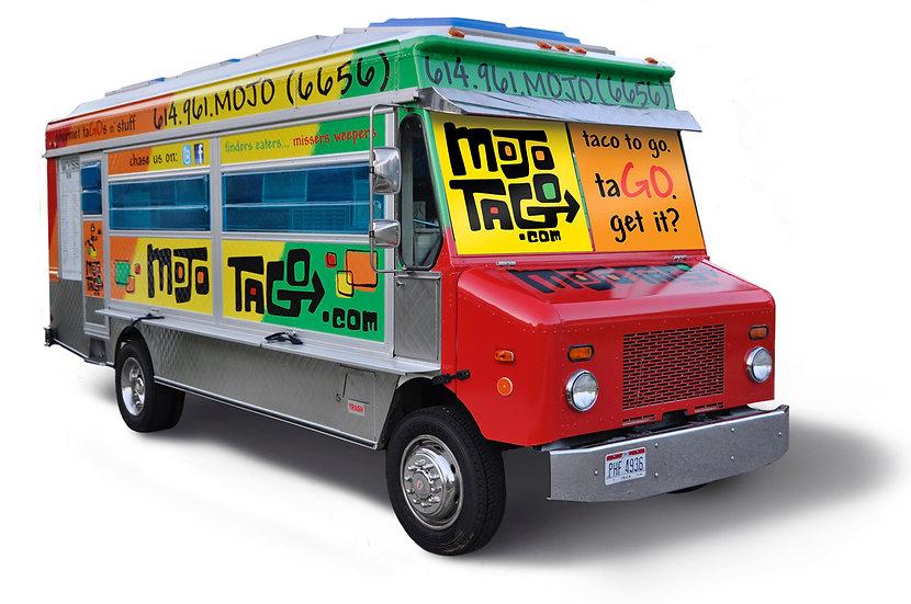 Mojo Tago Food Truck - Ohio