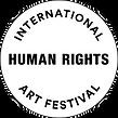 Human rights festival logo