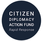 citizen diplomacy action fund rapid response
