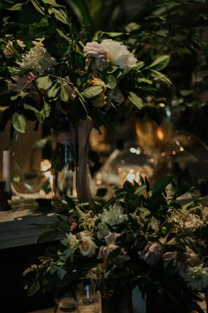 Summer-Wedding-Chicago- Greenery-Boquet-