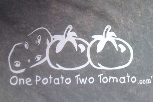 One Potato Two Tomato Logo T-Shirt ™