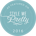 As featured in Style Me Pretty - Mahayana Tulum
