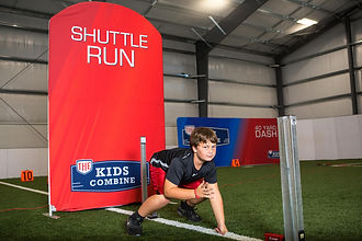 The Kids Combine - Shuttle Run