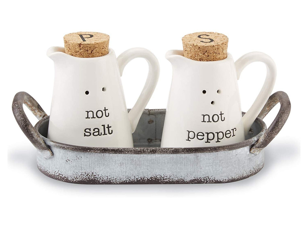 salt_and_pepper_shaker_mud_pie_vintage