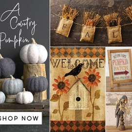 Shop A Country Pumpkin