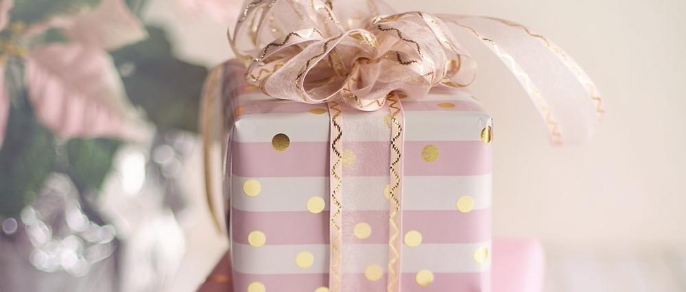 Glittering Grace Swag Bag