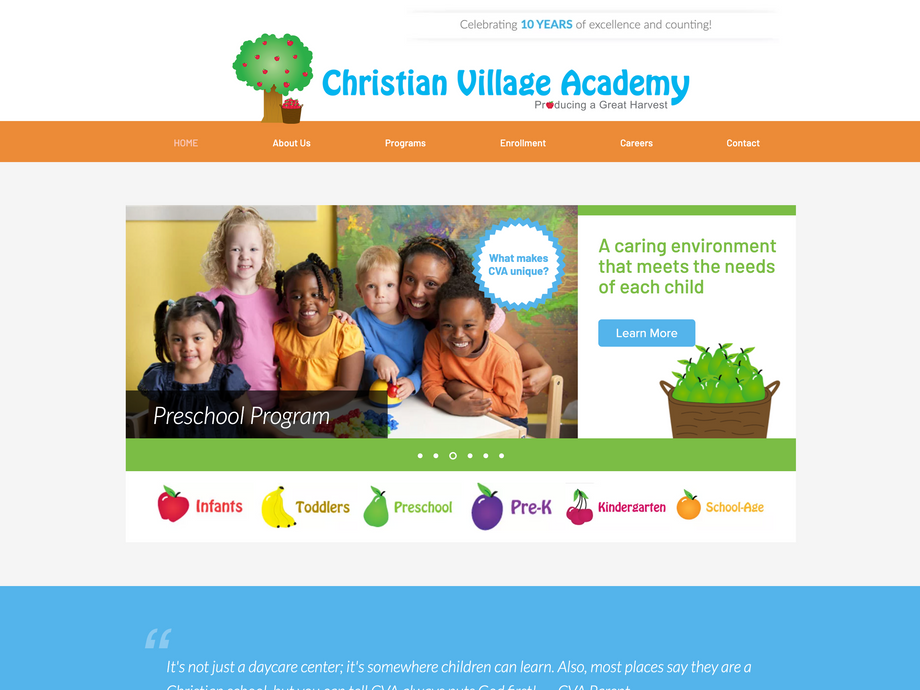 Christian Village Academy