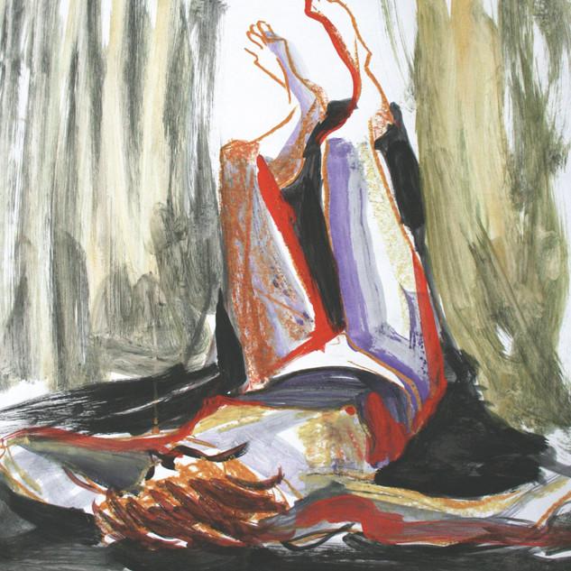 oil on canvas 70x50mc