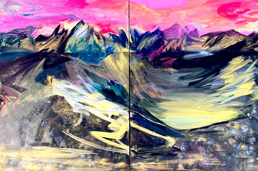 Alps thinking of Rila