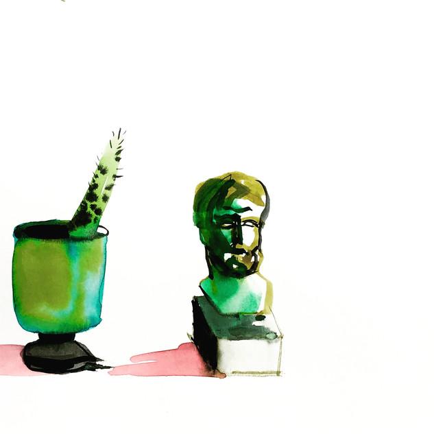 SOCRAT AND CACTUS