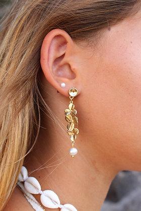 Boucles d'oreilles Léana