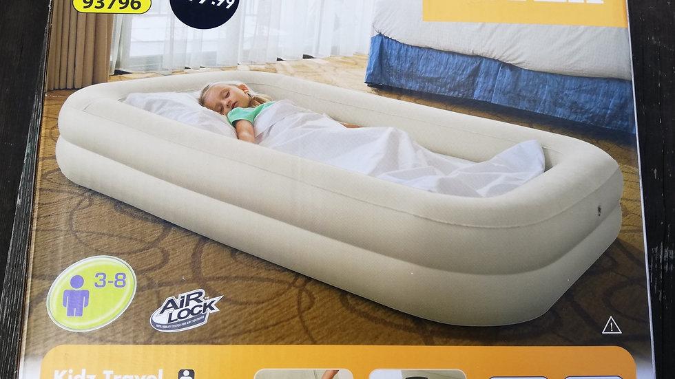 Kids travel bed set