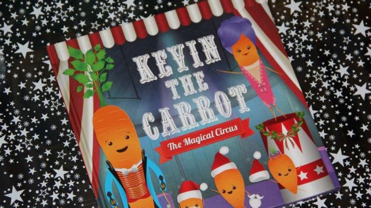 The Magical Circus Book