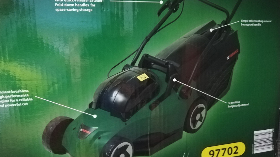 Lawnmower - Cordless - 40 V LI -ION (NO BATTERY & CHARGER INCLUDED)