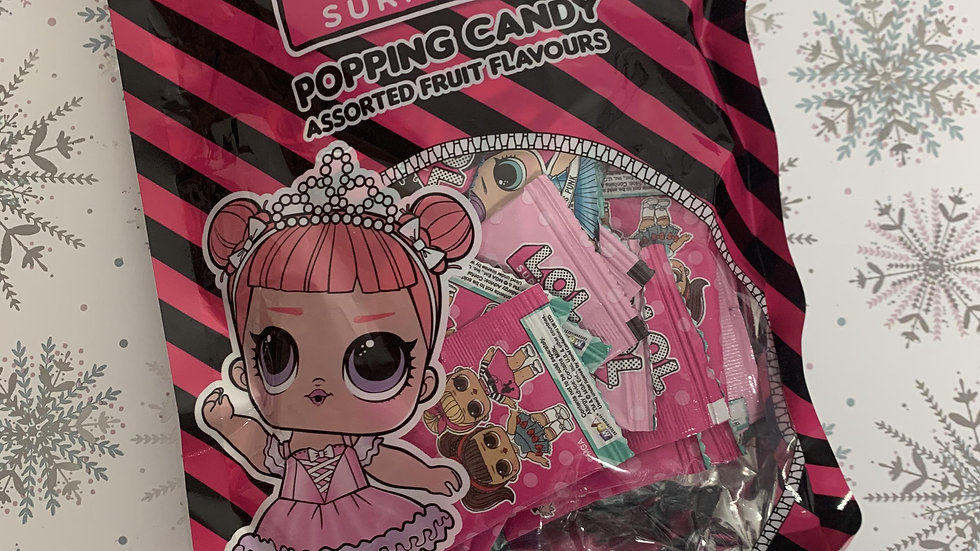 LOL Popping Candy