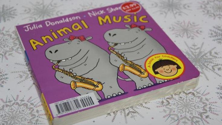 Animal Music Book