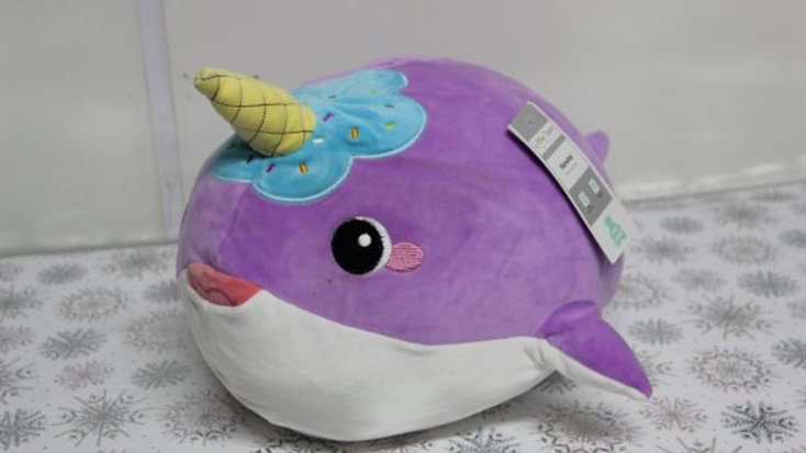 Narwhal Teddy