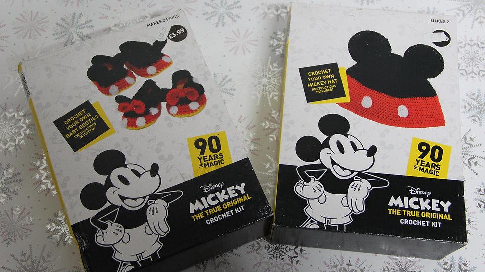 Mickey Mouse Crochet