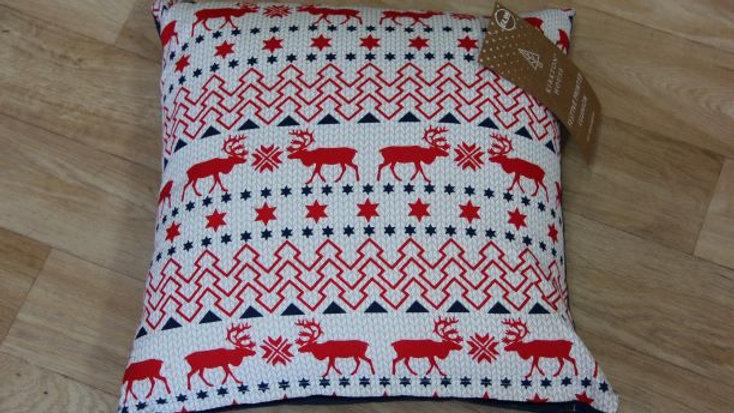 Christmas Pattern Cushion