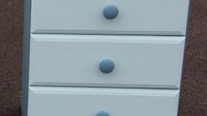 Blue Upcycled Drawers
