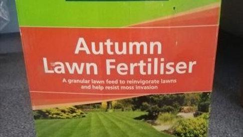 Autumn Lawnb Fertiliser