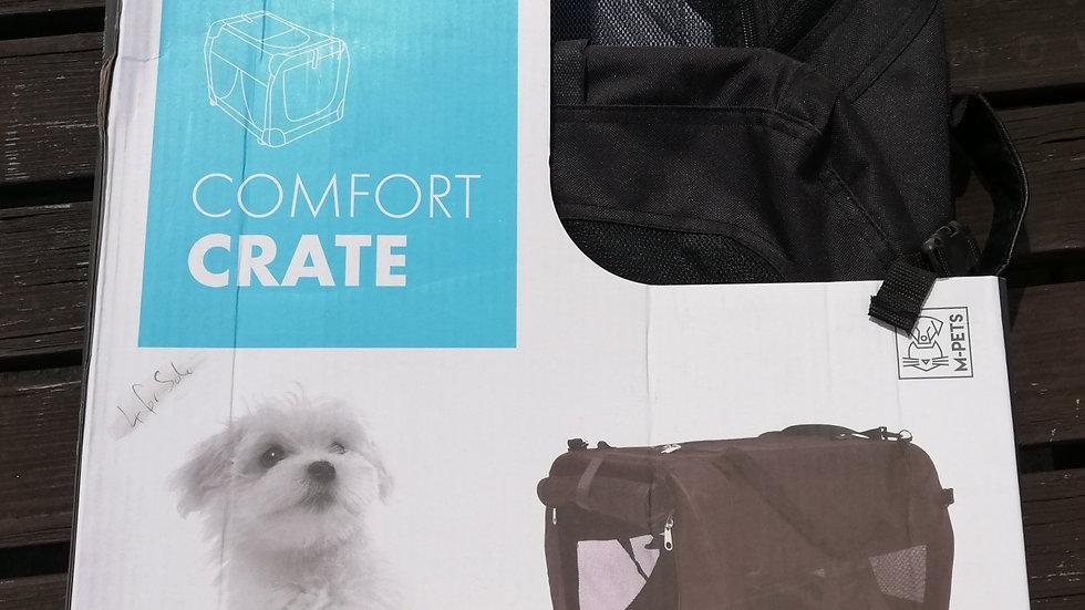 Pet comfortable crate