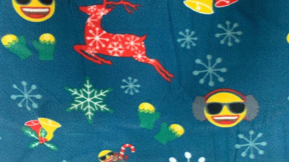 Emoji Festive Blanket